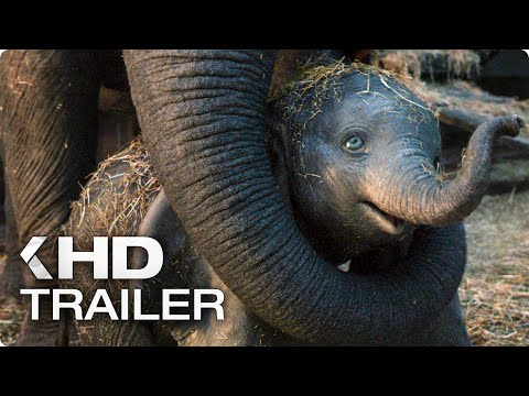 DUMBO All Clips & Trailers (2019)