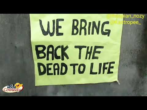 From Death To Life (Real House Of Comedy)