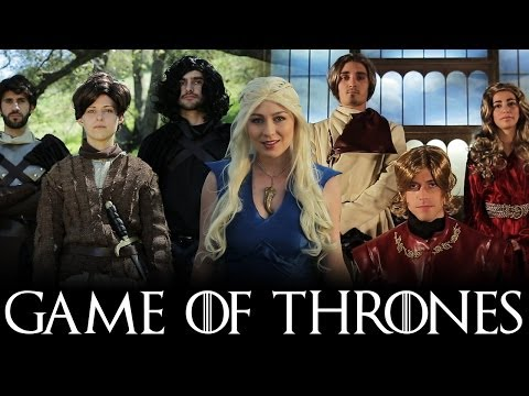 OF - SUBSCRIBE to join the Zoneheads! ▻ http://bit.ly/Sub2TWZ Warp Zone Music Playlist! ▻ http://bit.ly/1jKVmzi The Houses of Westeros sing their hearts out in th...