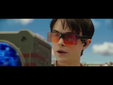 Valerian and the City of a Thousand Planets  Recovering The Converter Scene