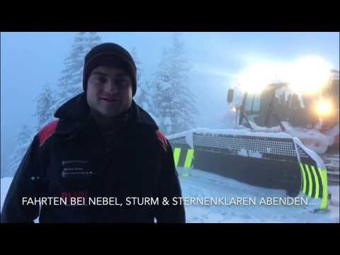 #WinterExperten - Pistenbully-Fahrer Markus