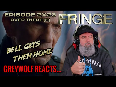Fringe - Season 2 Episode 2x23 'Over There (2)'    REACTION & REVIEW