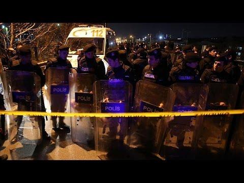 Ισχυρή έκρηξη στο μετρό της Κωνσταντινούπολης
