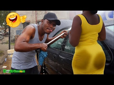 THE BOOTY CARWASH (Naijas Craziest Comedy) Ep 250