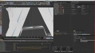 Cinema 4D Tutorial - Rigging text with joints