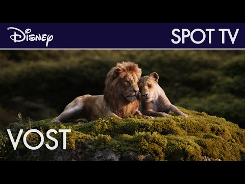 Le Roi Lion (2019) - Spot TV :