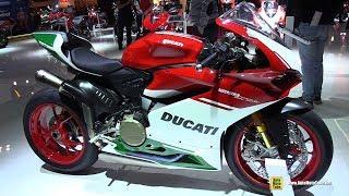 9. 2018 Ducati 1299 Panigale R Final Edition - Walkaround - 2017 EICMA Milan