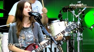 HAIM - Oh Well @ Rock am Ring 2014, Germany