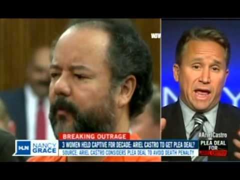 Mike Gottlieb- Should Castro get a plea deal?- HLN Nancy Grace 7.25.13