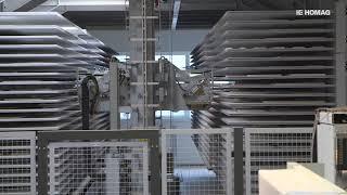 náhled videa - Robotické zakládání