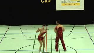 Jennifer Gudat & Michael Marks - 31. Rhein-Sieg-Cup 2013