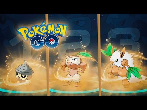 La MEJOR EVOLUCIÓN de SEEDOT NUZLEAF SHIFTRY en Pokémon GO [Keibron]