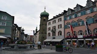 Bregenz Austria  City pictures : Bregenz - Old Town Tour