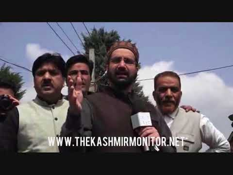 Shopian march: Mirwaiz defies house detention, arrested