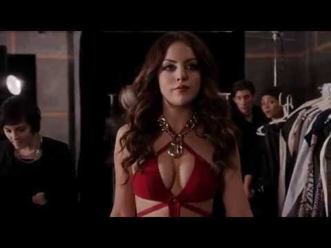 Elizabeth Gillies Nude. Is Busty And Top Heavy.