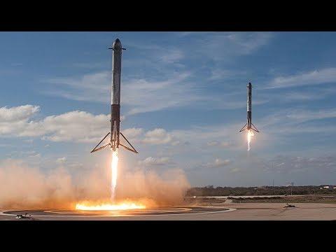 SpaceX  veut récupérer une fusée entiere !  DNDE 53_A héten feltöltött legjobb űrhajó videók