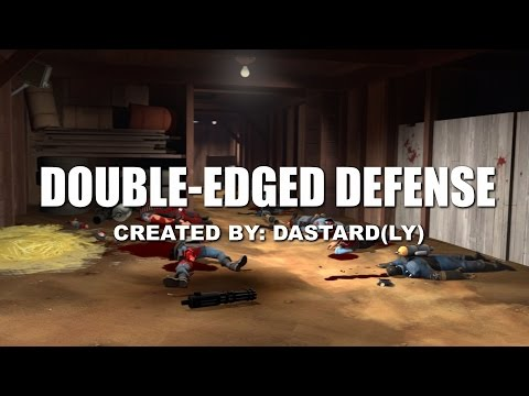 Double-Edged Defense (Action - Saxxy Awards 2016) (видео)
