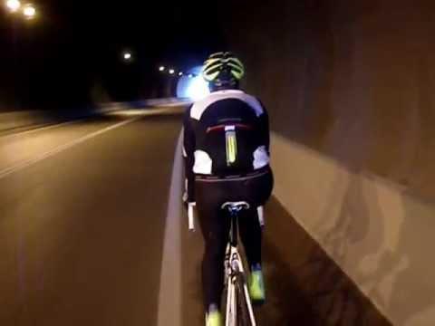 Chaqueta ciclismo con luz de led Northwave