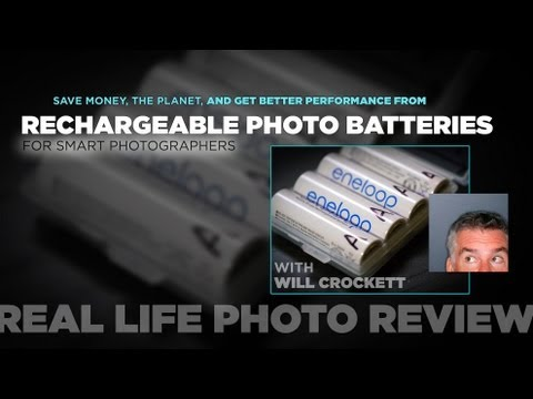 Real Life Review – Rechargeable Batteries That WORK!!!