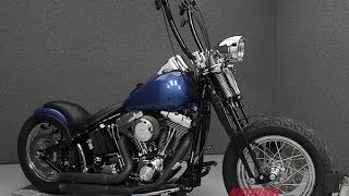 5. 2005  HARLEY DAVIDSON  FLSTSI SOFTAIL SPRINGER - National Powersports Distributors