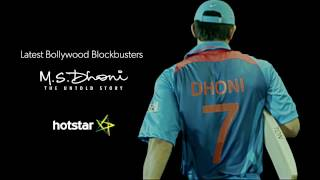 image of MS Dhoni: The Untold Story, Watch the full movie on Hotstar