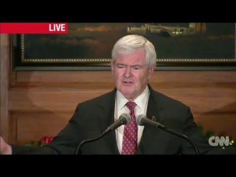 Gingrigh Washington Jefferson - In a recent press conference Newt Gingrich was asked his opinion on decriminalizing marijuana and how the founding fathers would have reacted to marijuana. N...