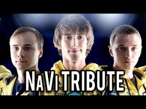 Natus Vincere - Tribute Dota 2