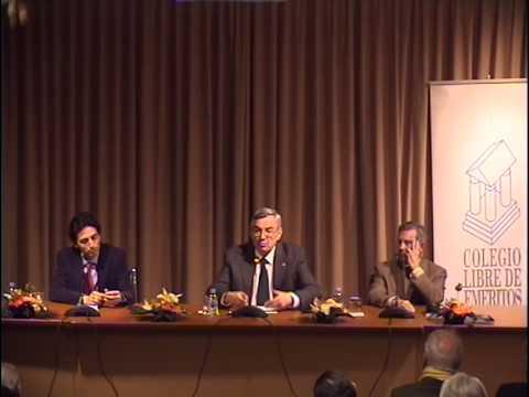 Antonio Piñero y Francisco Rubia presentaron 'El cerebro espiritual' en Madrid