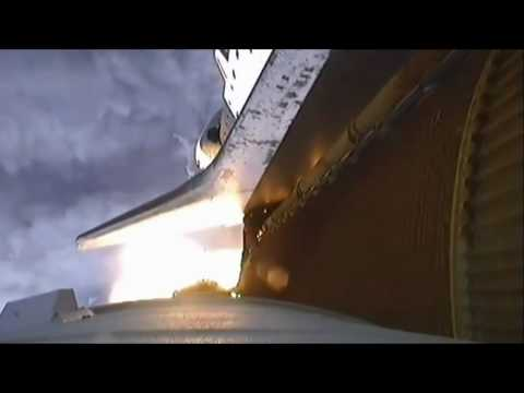 STS127 - Americas finest. Stumbled on this and had to share! Truly breathtaking. Sod the risks, I would definitely do this given the opportunity!