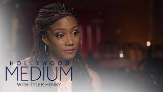 Video Tyler Henry Has News About Tiffany Haddish's Father | Hollywood Medium with Tyler Henry | E! MP3, 3GP, MP4, WEBM, AVI, FLV Juni 2018