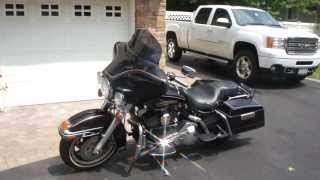 6. 1997 Harley Davidson Electra Glide Classic For Sale~Radio~27k~Runs & Drives FANTASTIC