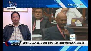 Video Dialog: KPU Pertanyakan Validitas Data BPN Prabowo-Sandiaga MP3, 3GP, MP4, WEBM, AVI, FLV Juni 2019