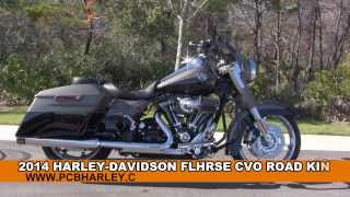 8. 2014 Harley Davidson CVO Road King  - New Motorcycles for sale - Project Rushmore