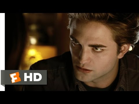 Twilight (4/11) Movie CLIP - I Feel Very Protective Of You (2008) HD