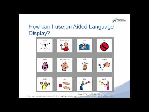 Supporting Communication Through Play: Aided Language Stimulation (Independent Living Centre WA)