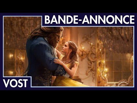 La Belle et la Bête (2017) - Nouvelle bande-annonce (VOST)