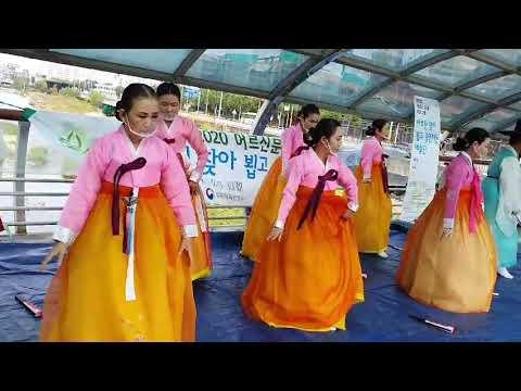빛고을 전통문화예술단- 무관중 공연(대외활동 19차)