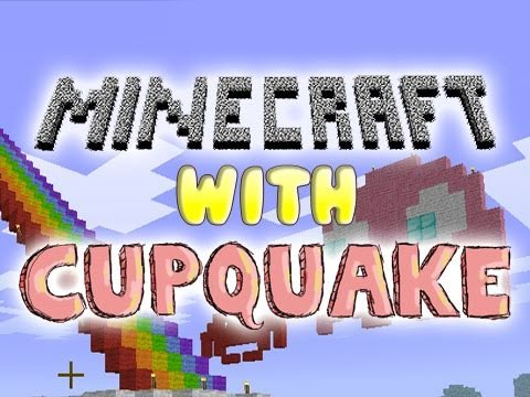 Minecraft:Cupquakes Carnival with subs! Ep2