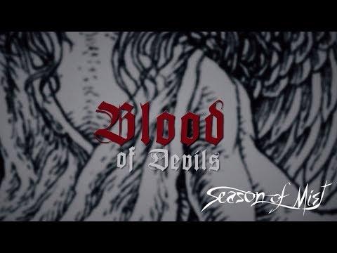 VLTIMAS Diabolus Est Sanguis (official lyric video) online metal music video by VLTIMAS