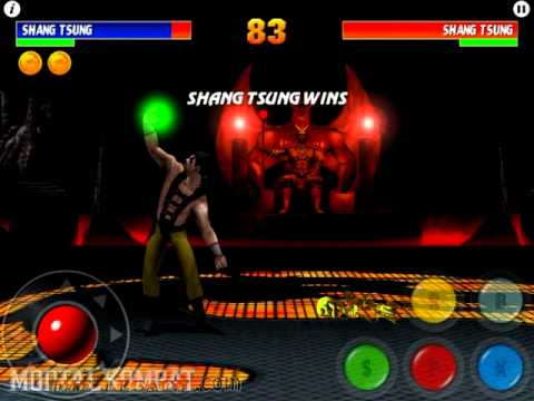 ultimate mortal kombat 3 ios treasures