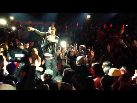 AUGUST ALSINA PERFORMING •NUMB• LIVE AT NIGHTFLUG COLOGNE