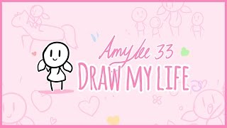 DRAW MY LIFE! - Amy Lee33   One Million Subscriber Special