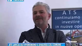 TREVISO TG - 22/01/2016 - ATS LANCIA GLI HYDROBOND E DIALOGA COL COMUNE...