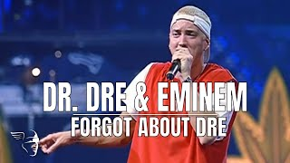 "Download Lagu Dr.Dre & Eminem - Forgot About Dre (From ""The Up In Smoke Tour"" DVD) Mp3"