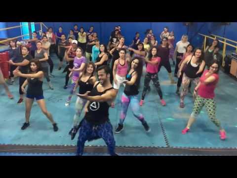 Despacito - Luis Fonsi ft. Daddy Yankee / COREOGRAFIA (видео)