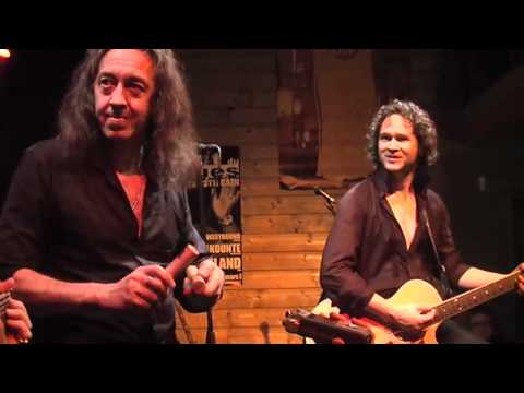 Elliott Murphy & The Normandy All Stars - Green River (Live Le Soubock - 21-01-12)