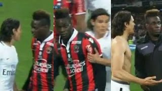 Video Balotelli vs Cavani Fight 2017 MP3, 3GP, MP4, WEBM, AVI, FLV Juni 2017