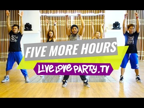 Five More Hours | Zumba® with ZES Prince Paltu-ob | Live Love Party (видео)