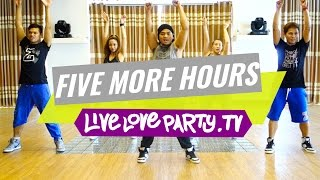 Video Five More Hours | Zumba® with ZES Prince Paltu-ob | Live Love Party MP3, 3GP, MP4, WEBM, AVI, FLV September 2017