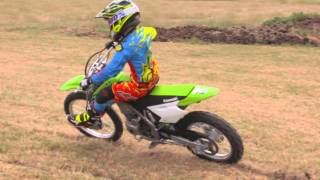 8. MXTV  Bike Review - Kawasaki KLX 140L